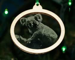 koala ornament etsy
