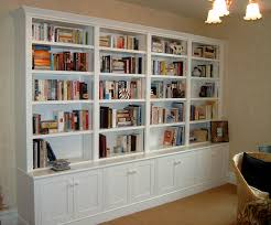 Home Office Bookcase 15 Ideas Of Fitted Bookcases