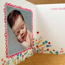 baby thank you cards 10 beeautiful baby thank you cards with photo by ten and sixpence