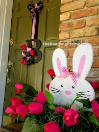 Decorating Ideas Easter Outdoor Decorations by 23 Best Easter Porch Decor Ideas And Designs For 2017