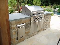 bbq outdoor kitchen kitchen decor design ideas intended for