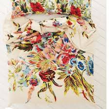 urban outfitters plum bow romantic floral scarf duvet cover twin