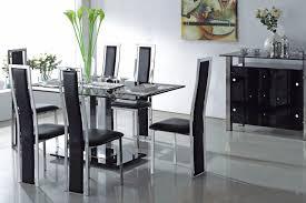 black glass dining room sets alliancemv com
