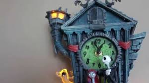 Nightmare Before Christmas Bedroom Stuff Oliveira U0027s Spooky Nightmare Before Christmas Cuckoo Clock Review