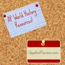 ap and honors world history resources that will challenge students