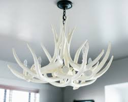 Antler Chandelier Net Luxury White Antler Chandelier 43 On Small Home Decor Inspiration