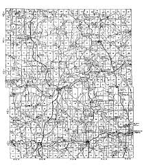 Mansfield Ohio Map by Wright County Missouri Maps And Gazetteers