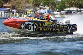 von vape forced to switch gears on offshore powerboat racing