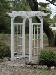 Backyard Arbor Ideas For The Garden
