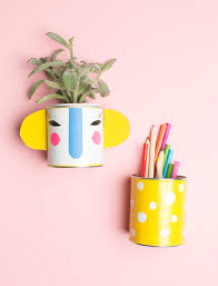 diy back to duct tape pencil holders julep