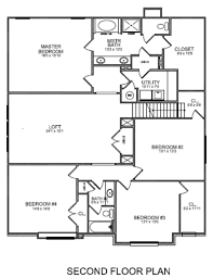 Master Bedroom Bath Floor Plans Floor Plans