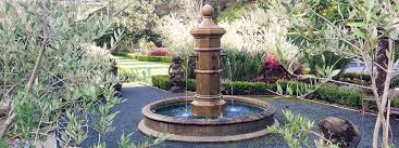 bay area garden fountains planters garden statuary san jose san