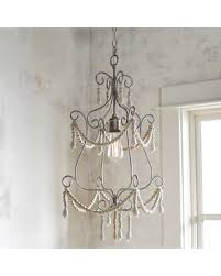 wood bead ceiling light get this amazing shopping deal on mame wooden bead chandelier