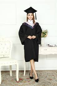 graduation robe high quality school for graduation gown