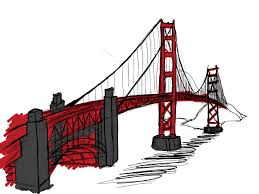 golden gate bridge by kc 22 on deviantart