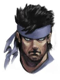 solid snake sketch by jeiwo on deviantart