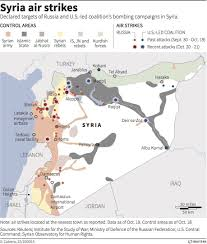 Map Of Syria by Us Backed U0027democratic Forces Of Syria U0027 Declare New Offensive