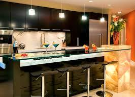 Mini Kitchen Design Ideas Bathroom Amusing Kitchen Wooden Dining And Mini Bar Design Ideas