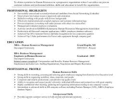 Human Resource Entry Level Resume Astounding Ideas Entry Level Human Resources Resume 4 Entry Level