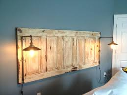 wood plank headboard images about king and cheap size pictures