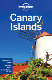 Canary Islands Map Lonely Planet Canary Islands Travel Guide Amazon Co Uk Lonely