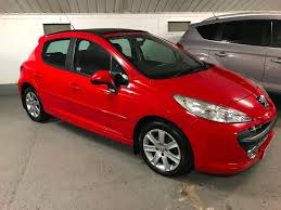 peugeot red used red peugeot 207 for sale west midlands