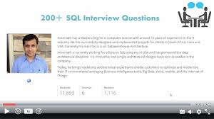 recommended most common sql interview questions and answers