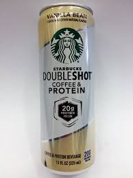 starbucks doubleshot vanilla light starbucks doubleshot vanilla bean 11oz soda pop shop