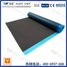 china 3mm protective waterproof underlay foam for laminate