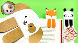 how to ideas diy cute and easy bookmark ideas how to make a bookmark diy