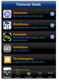 best black friday deals shopping apps top 10 best shopping deal iphone apps for black friday