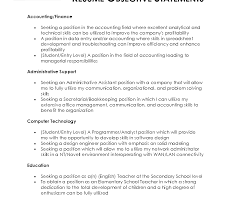 Good Objective Statements For Resumes Berathen Com - career goal statement exles 0tiig1g1 sle research paper