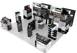 Shop Floor Plan Cosmetic Fixture Design By Natasha Melo At Coroflot Com
