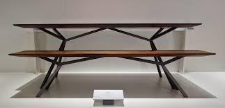 Wohnzimmertisch Und Esstisch In Einem Tisch Esstisch Kt11 Designertisch Designweekmilano2015
