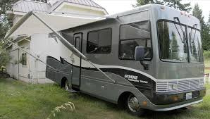2nd Hand Awnings Awning Used Away From Your The Small Motorhome Guidebook Batwing