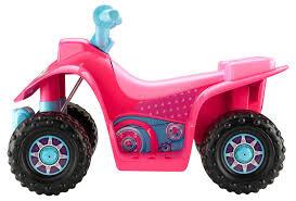 barbie jeep power wheels fisher price power wheels barbie lil u0027 quad walmart canada