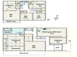 100 japanese house plans japanese apartment floor plans 3d