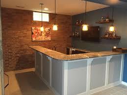 Basement Wet Bar by Basement U0026 Wet Bar Gallery U2013 Lkc Construction Corp Lkc