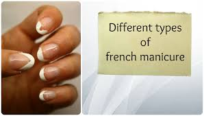 different types of french manicure bornprettystore prod youtube