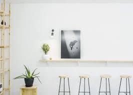 Minimal Interior Design by Inga Pieslikaitė Designs Minimal Interior For Lithuanian Cafe