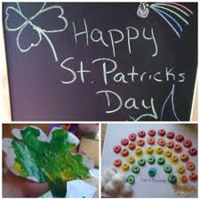 3 easy st patricks day art projects for toddlers u0026 kids youtube