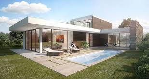 modern home design and build building a contemporary home homes floor plans