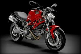 only the first 300 ducati monster 795 motorcycles will come with