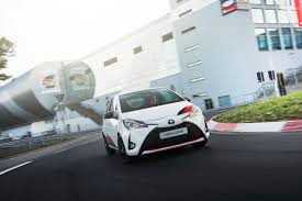 toyota to bring just 100 yaris grmn in the uk each priced at 26 295