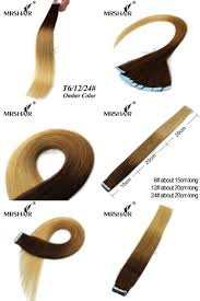 Ombre Hair Extensions Tape In by Best 25 Tape Extensions Ideas On Pinterest Tape In Hair
