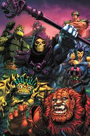 he man and the masters of the universe evil warriors by joe ng and espen grundetjern masters of the