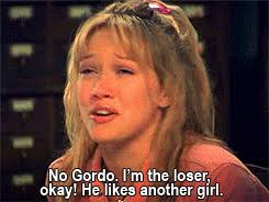 Disney Girl Meme - love disney childhood classic tv show friend lizzie mcguire hilary