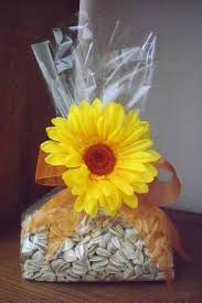 sunflower seed wedding favors beautiful bridal 10 sweet ideas for a sunflower themed wedding