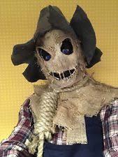 Scarecrow Mask The Scarecrow Mask Ebay