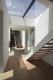 glass and stairs zen house with a staggering view over the old